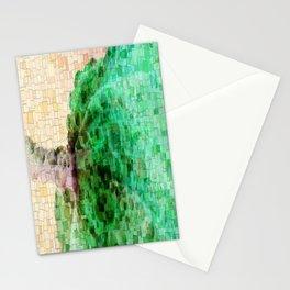 Dew Mosaic Stationery Cards