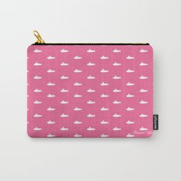 Tiny Subs - Pink Carry-All Pouch