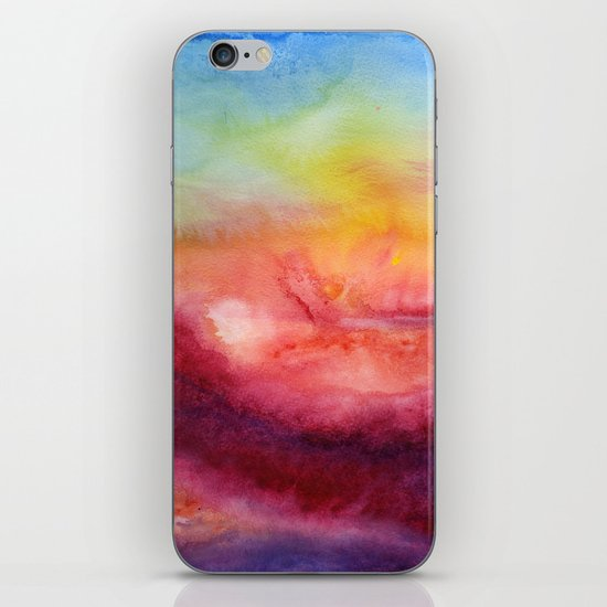 Kiss of Life iPhone & iPod Skin