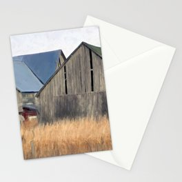 Old Barns Stationery Cards