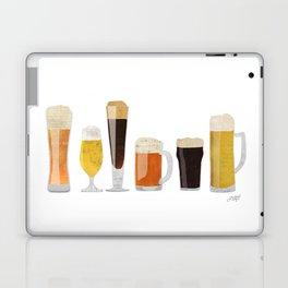 Beer Mugs Laptop & iPad Skin