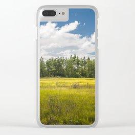 Saaremaa 1.0 Clear iPhone Case