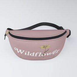 Wildflower Fanny Pack