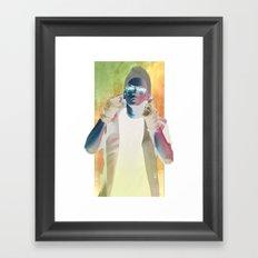 TOP Framed Art Print