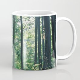 into the woods 12 Coffee Mug