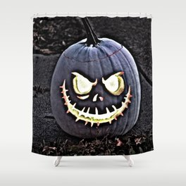 Halloween20150903 Shower Curtain