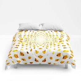 Golden Aura Comforters