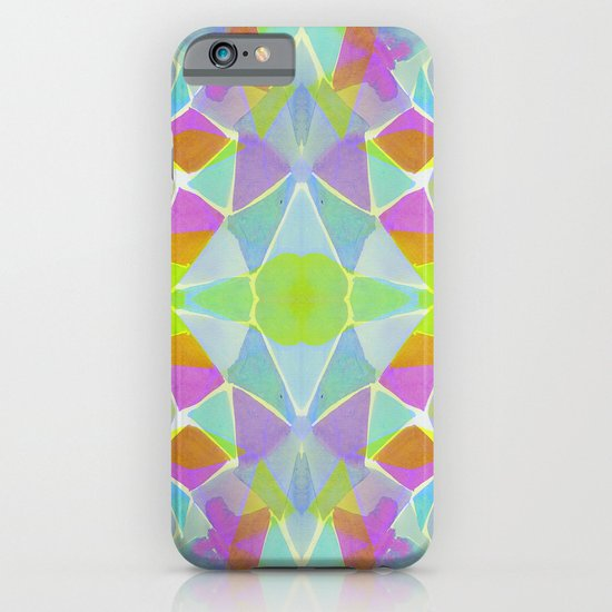 Chroma Lime iPhone & iPod Case