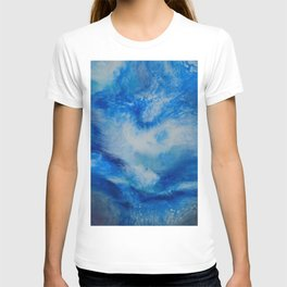 And the Heavens Opened up for Michael T-shirt