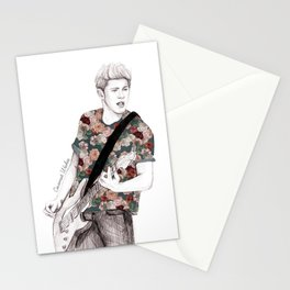 Floral Niall Stationery Cards