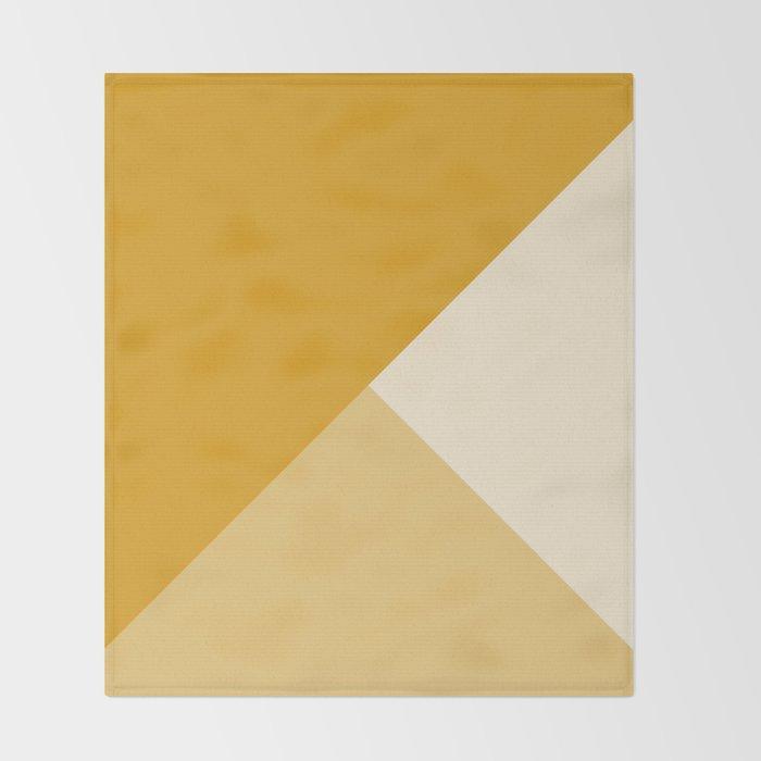 Mustard Tones Decke