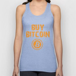 Buy Bitcoin - Cryptocurrency T-Shirts Unisex Tank Top