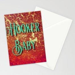 Nasty Girls: Hooker Baby Stationery Cards