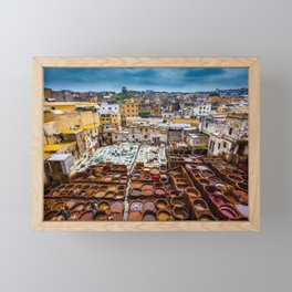 Fes Framed Mini Art Print