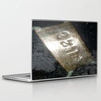 221b Laptop & iPad Skins featuring 221B  by Foundtique