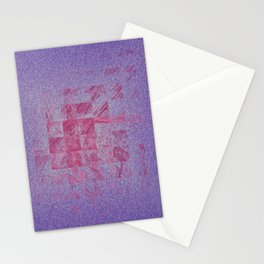 Bauhaus null null zwei Stationery Cards