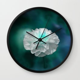Emerging From the Darkness Wall Clock
