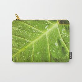 Alocasia After the Rain Carry-All Pouch