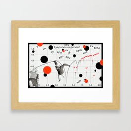 Chaos Theory Framed Art Print