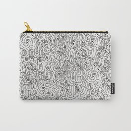 Oodles of Worms Carry-All Pouch