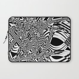 Energy Concentration Laptop Sleeve