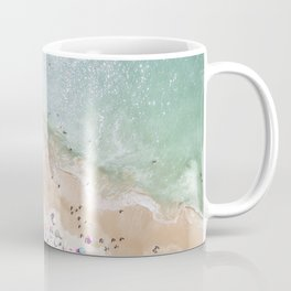 Pastel Beach Coffee Mug