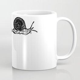 Space Snail Coffee Mug
