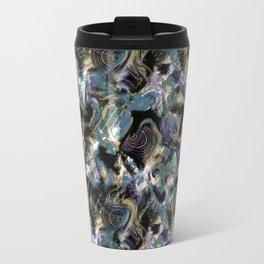 Abstraction , fish , sea Travel Mug