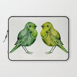 Parakeets Laptop Sleeve