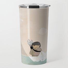 TSHAKAPESH Travel Mug