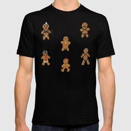 BDSM Gingerbread T-shirt