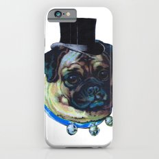 Sir Pugs iPhone 6s Slim Case