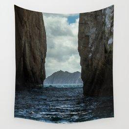 Kicker Rock Galapagos Wall Tapestry