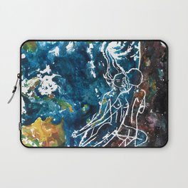 Mother Earth and Father Sky Make Love Laptop Sleeve