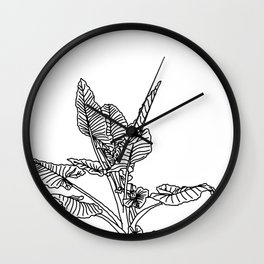 Belinda Wall Clock