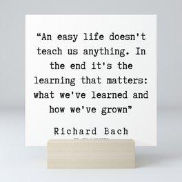 59  | Richard Bach Quotes | 190916 Mini Art Print