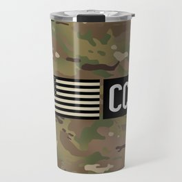 CCT (Camo) Travel Mug