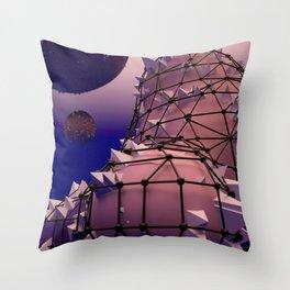 KONTRAPTION Throw Pillow