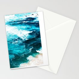 Sea Foam #society6 #decor #buyart Stationery Cards