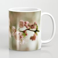 blossom Mugs featuring blossom by EnglishRose23