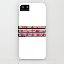 Happ Palm Tree iPhone Case