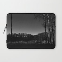 Eerie view in the Highlands Laptop Sleeve