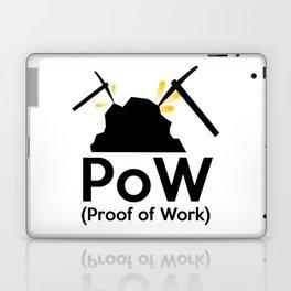 PoW - Proof of Work Laptop & iPad Skin