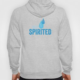 Catholic Baptism Holy Spirited Grunge Hoody