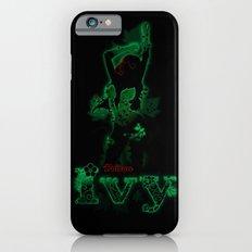 Toxic flower Slim Case iPhone 6s