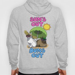 Sun's Out Buns Out Hoody