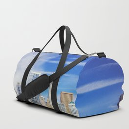 Seattle Skyline Duffle Bag