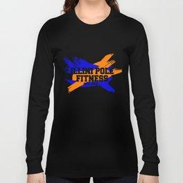IPF Paint Design Long Sleeve T-shirt