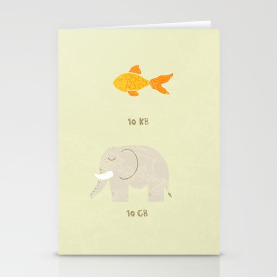 Raminals Stationery Cards
