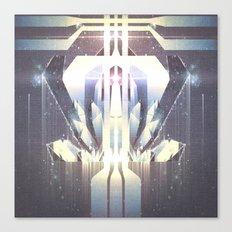 Crystal Eye Canvas Print